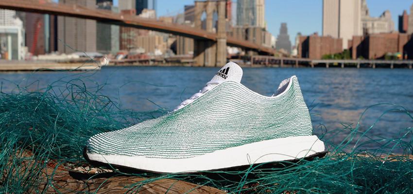 recycelter adidas schuh